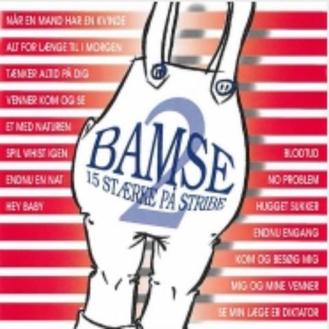 Bamses Venner - 15 Stærke på stribe 2