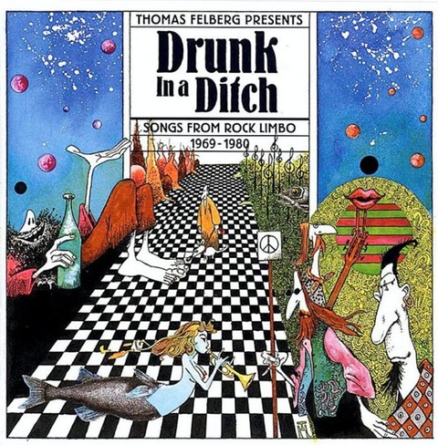 Drunk in a Ditch CD