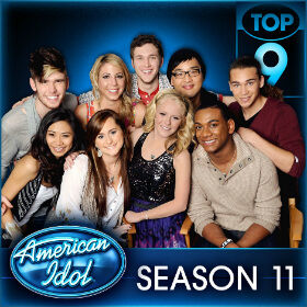 Joshua Ledet - American Idol Season 11 - Top 9