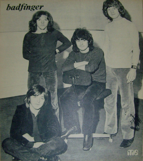 Muziek Expres #182 (February 1971) badfinger