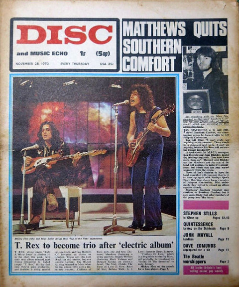 Disc and Music Echo (Nov 28, 1970)