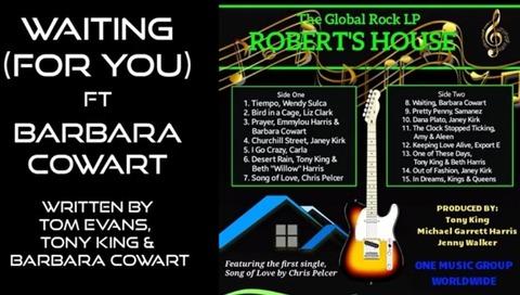 Global Rock LP Robert's House