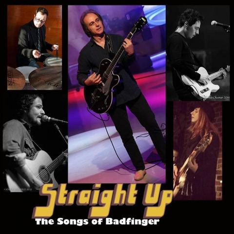 Straight Up the Songs of Badfinger