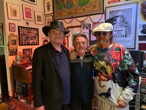 Micky Dolenz, Joey, Mark Hudson (November 2019)