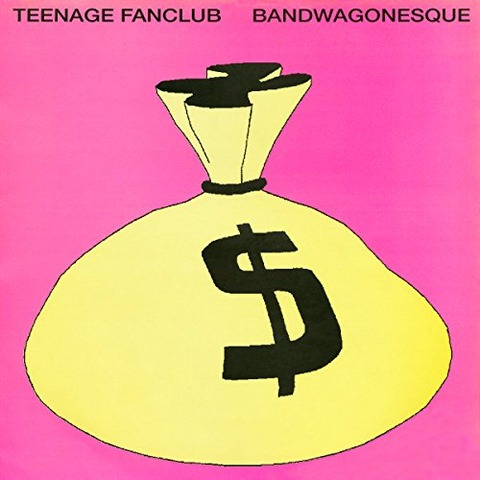 Teenage Fanclub - Bandwagonesque (1991)