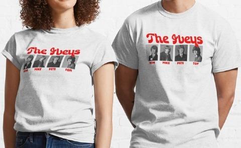 The Iveys Tribute Classic T-shirt