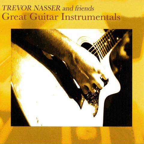 Freddy Gardner Great Guitar Instrumentals