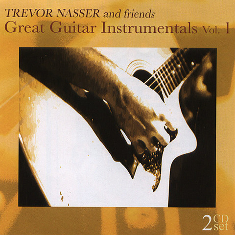 Trevor Nasser and Friends 2CD