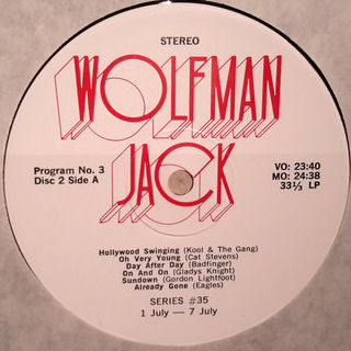 The United States Air Force presents Wolfman Jack Series #35 r3