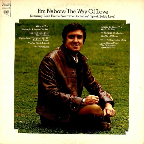 Jim Nabors - The Way Of Love (1972)
