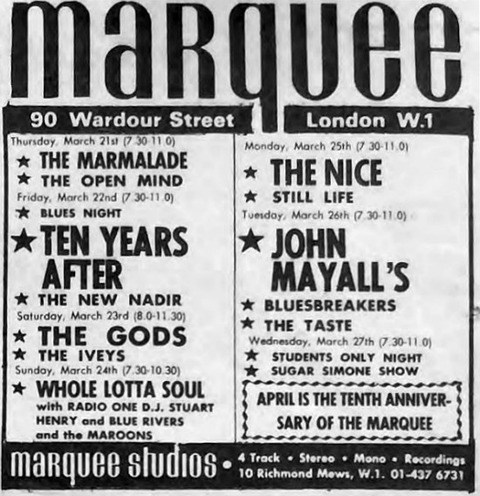 Melody Maker 1968-0323