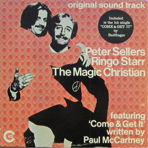 The Magic Christian OST CU 6004 b