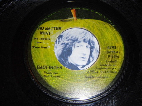 [fake PS] Badfinger - No Matter What (1970 Mexico) r1