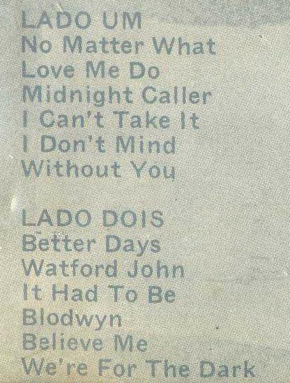 No Dice LP 1971 Brazil
