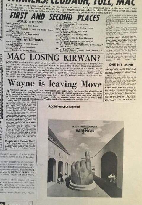 NME (January 17, 1970) p7