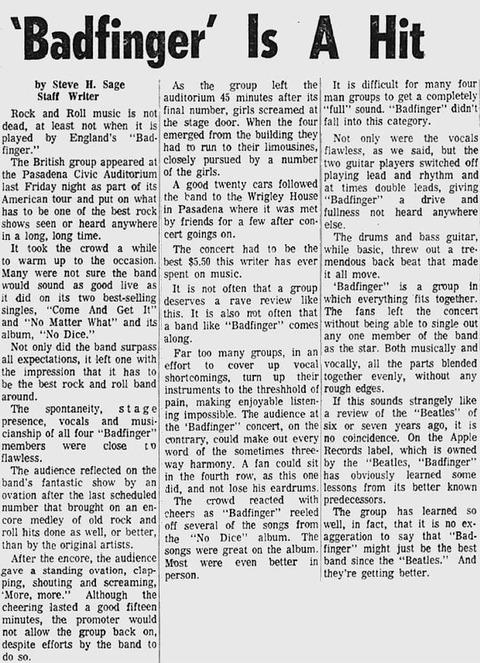 The Desert Sun May 5, 1971