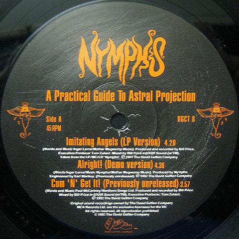 Nymphs - DGCT 8 r