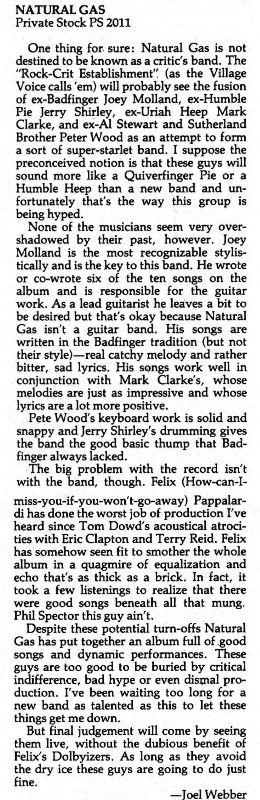 Trouser Press #15 AugustSeptember 1976