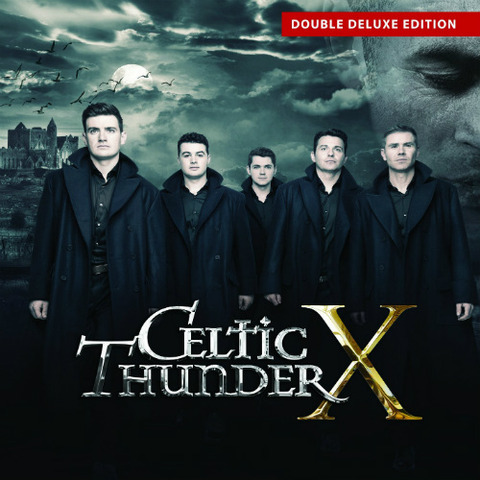 Celtic Thunder X CD