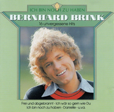 Bernhard Brink - 261 086 a
