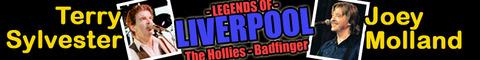 The Hollies & Badfinger Australian Tour 2009 banner