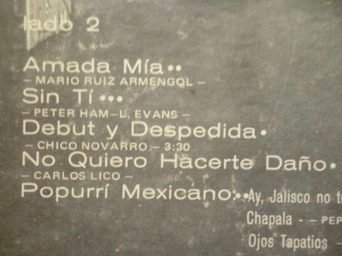 Carlos Lico - El bohemio 1973 b
