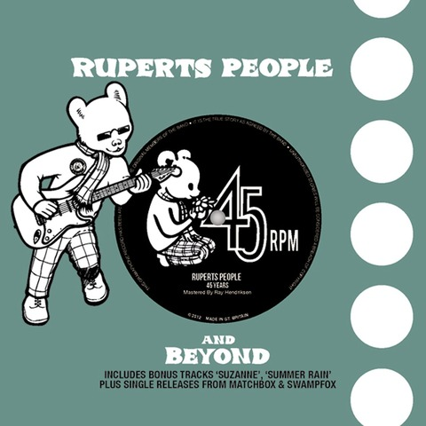 Rupert's People - 45 Rpm 45 Years of Ruperts People Music (2012)