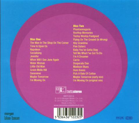 Angel Pavement - Maybe Tomorrow MBTCD019 b