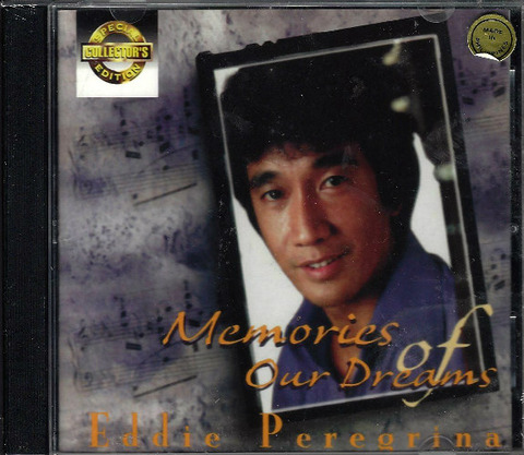 Eddie Peregrina - Memories of Our Dreams CD