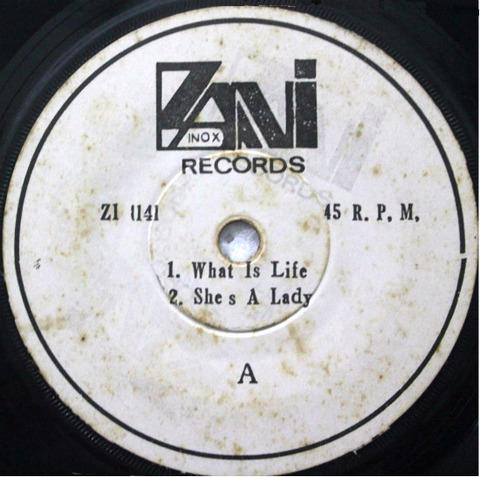 Zani Inox Records ZI 1141 EP r1