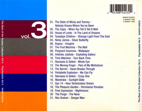 3 (1999) back
