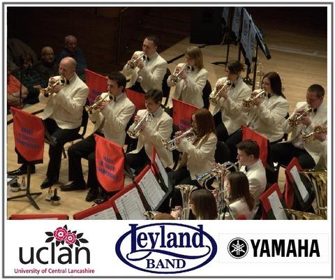 Leyland Band Nov 2012