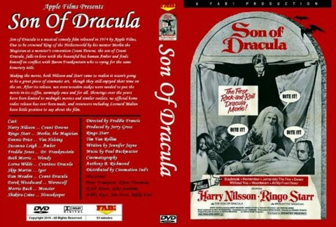 Son of Dracula DVD