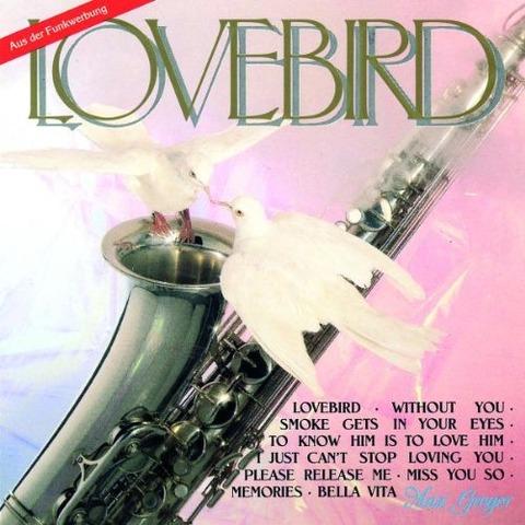 Max Greger & Orchester - Lovebird (1988)