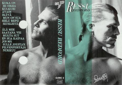 Ressu Redford - Ressu (cass 1990)