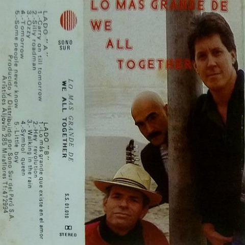 We All Together Lo mas grande de 1