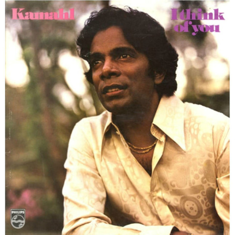 Kamahl ‎- I Think Of You 1973