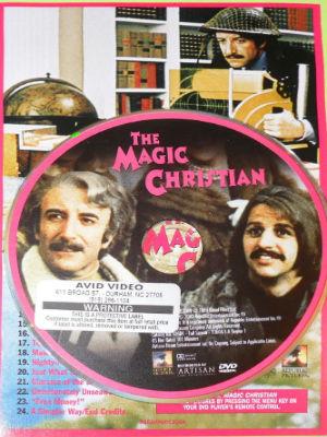 The Magic Christian DVD 101m Artisan 2003 d