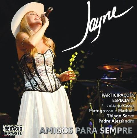 Jayne Amigos para Sempre CD a