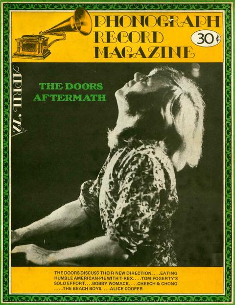 Phonograph Record Magazine (April 1972)