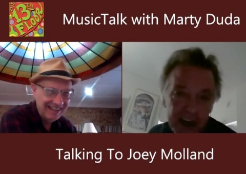 13th Floor MusicTalk with Joey Molland