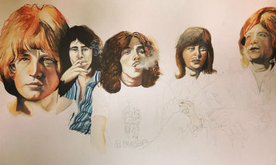 Badfinger New painting underway by Epellegrini