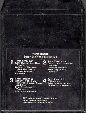 Wayne Newton - 8trk