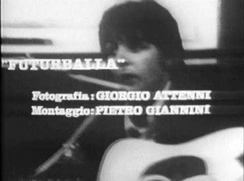 Linea Contro Linea Dec 14, 1968 FAB c