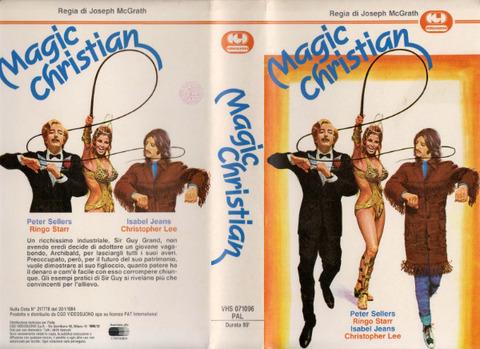Magic Christian VHS 89m Italia