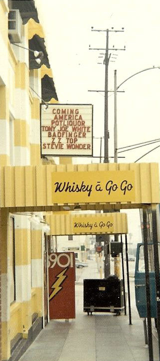 Whisky A Go Go Feb 1972