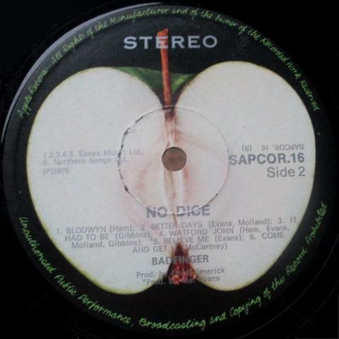 Badfinger No Dice SAPCOR-16 Rhodesia r2