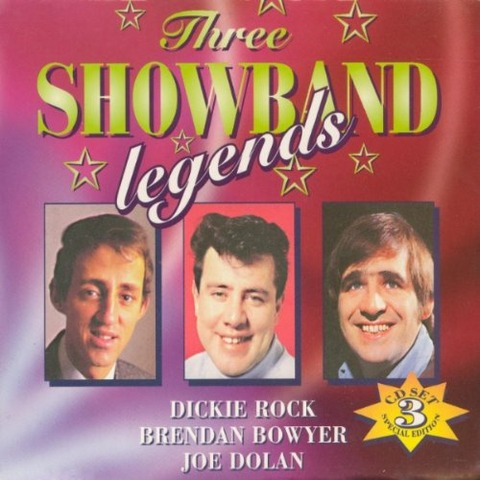 Joe Dolan - Three Showband Legends