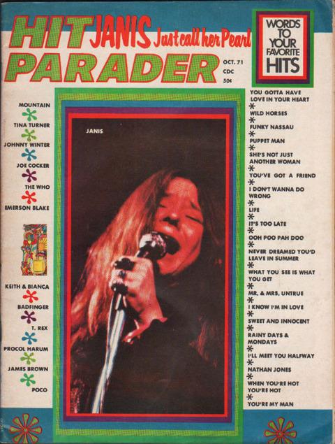Hit Parader Oct 1971