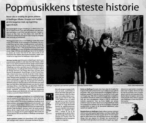Dagsavisen Oct 23, 2010